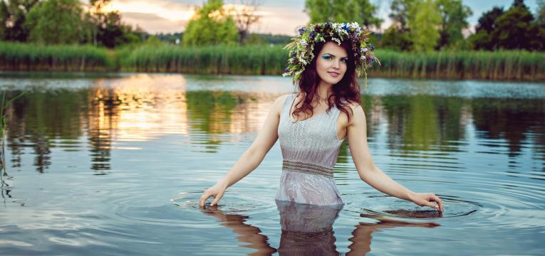 Una diosa griega para cada signo - Diosa griega de Géminis: Iris