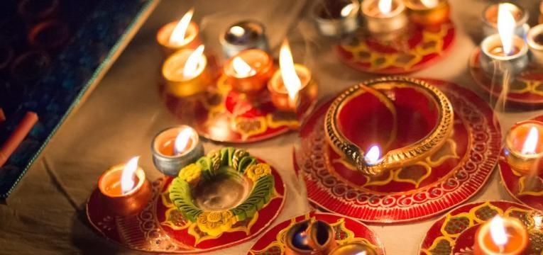 Significado de las velas de san Jorge según los colores