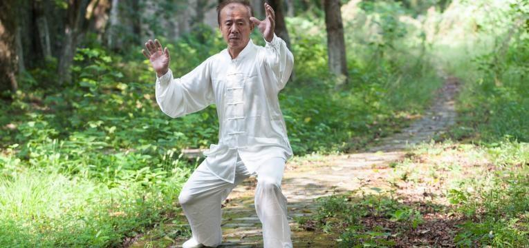 ejercicios de chi kung