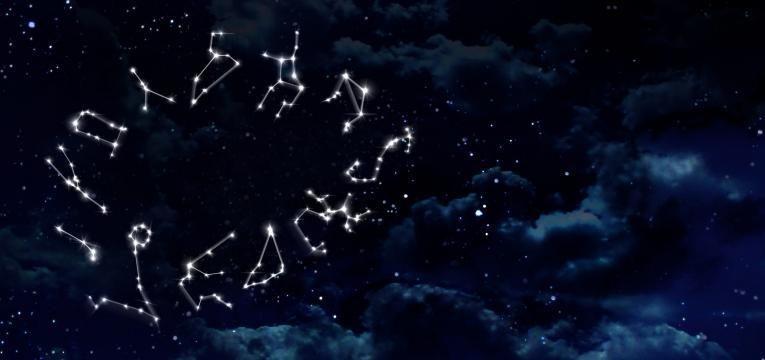 El Fondo del Cielo en los Signos