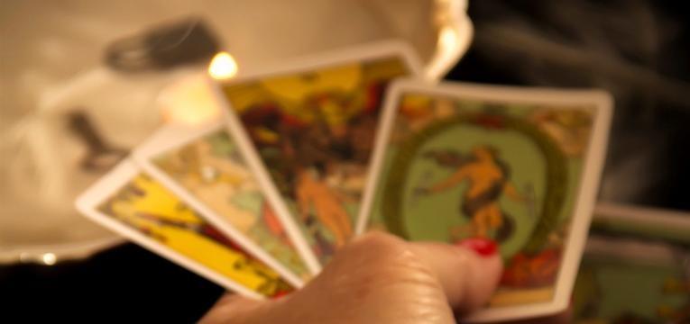 El Tarot de Marsella se encuentra dividido en dos grupos