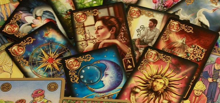 La Estrella - Significado de las cartas del Tarot