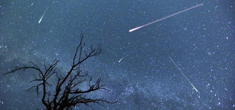 estrellas voladoras