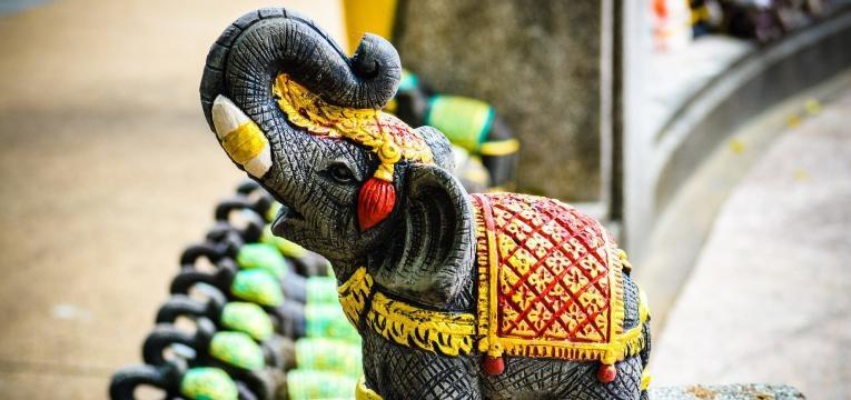 significado del elefante