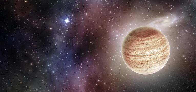 Características del planeta regente del año 2018, Júpiter