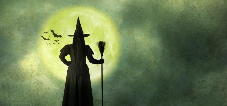nudo de las brujas