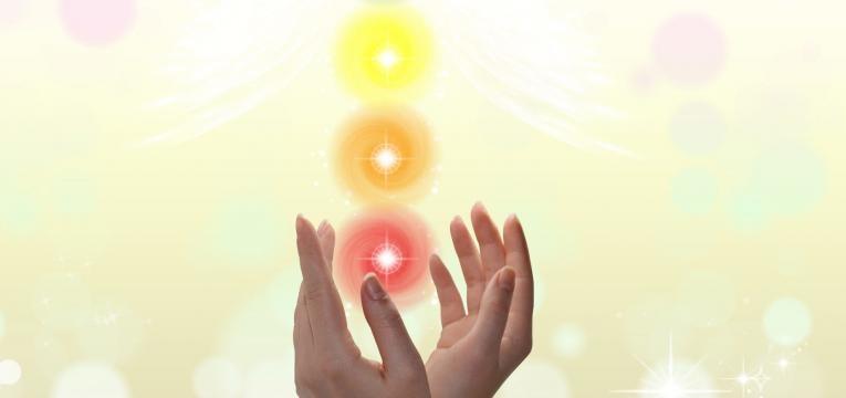 Cuatro símbolos Antahkarana para tus chakras