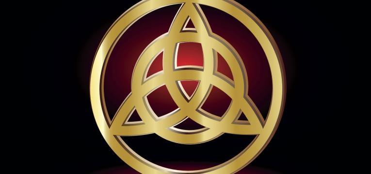 La simbología de la triquetra