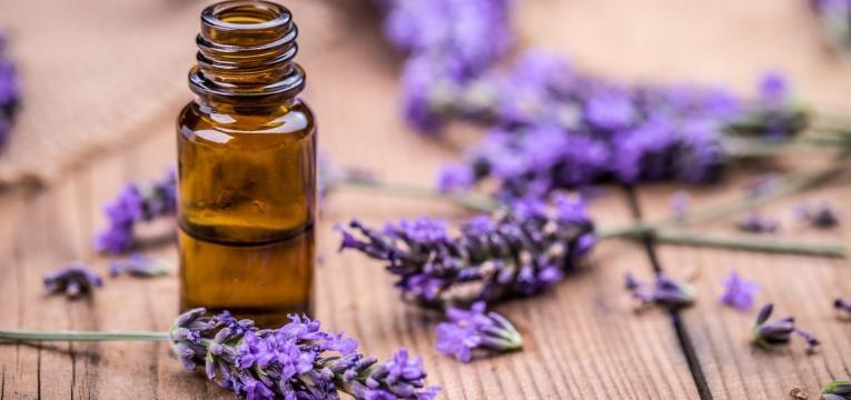 lavanda en aromaterapia