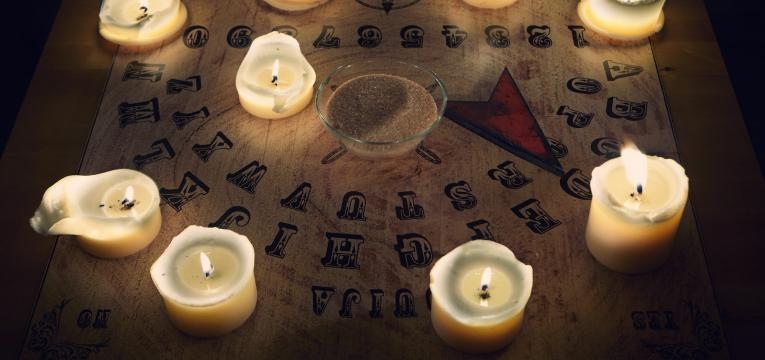 Los misterios de la Ouija