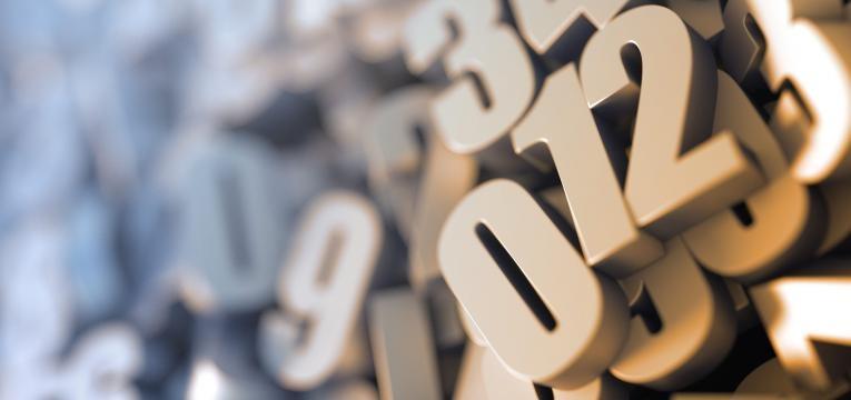 Los números en numerología y su significado