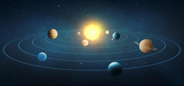 Los planetas en la carta astral