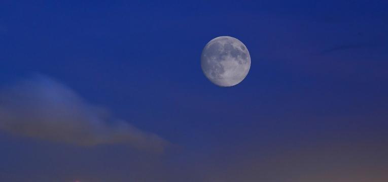 luna en la casa 6