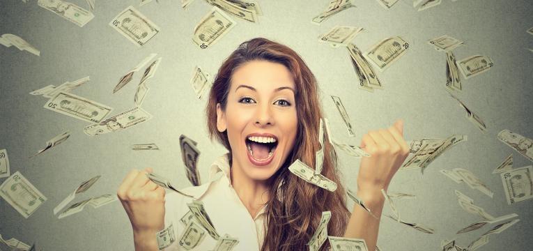 magia blanca para atraer dinero