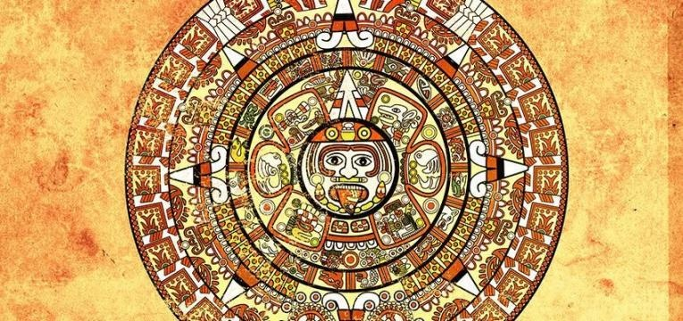 Carta astral maya