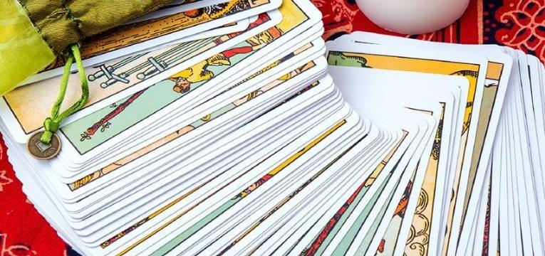 Mayores y Menores, Arcanos que se utilizan en el Tarot Reading