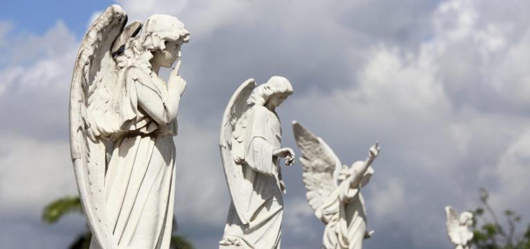 misión de los ángeles