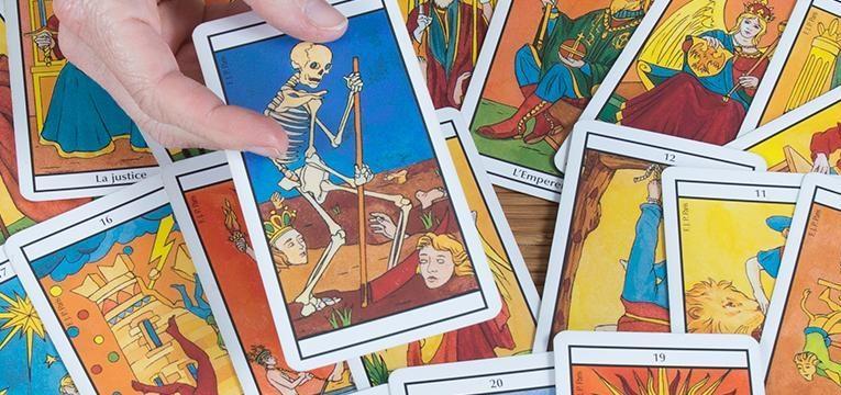 La Muerte - Significado de las cartas del Tarot