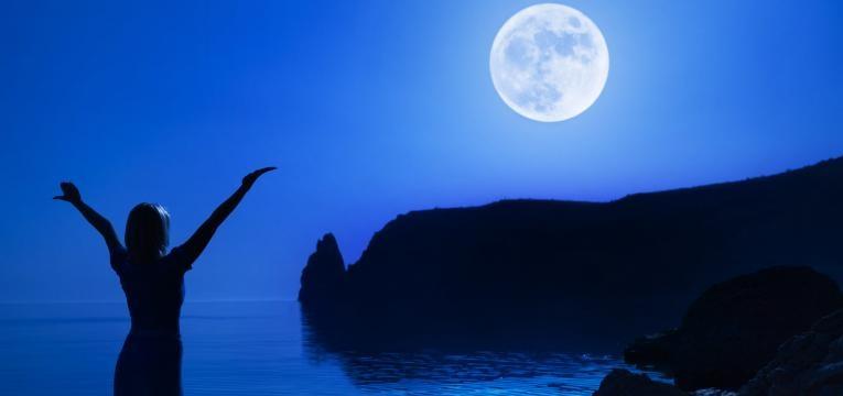 luna en tratamientos de belleza