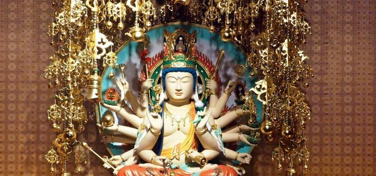 Sexo del Avalokiteshvara