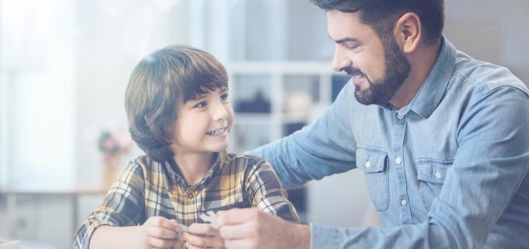 Oración por los hijos, de los padres