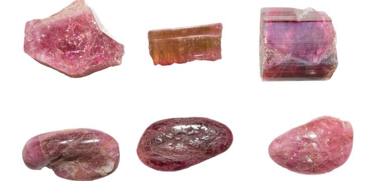 Propiedades de la turmalina rosa