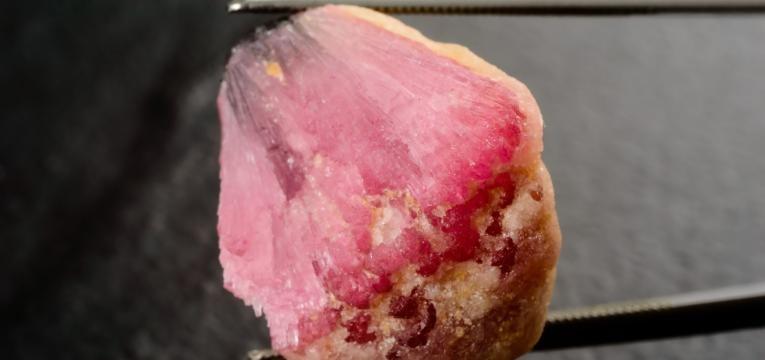 Influencia Energética de la turmalina rosa
