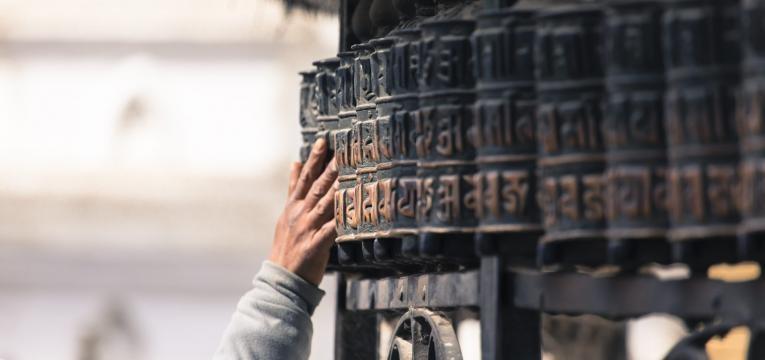 Significado de las palabras en el mantra Om Mani Padme Hum