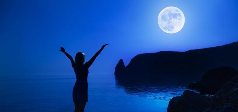 ¿Qué hacer durante la Luna Llena?