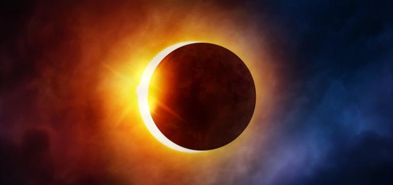 Qué hacer durante lo eclipse