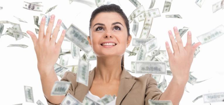 ritual para atraer dinero en el negocio