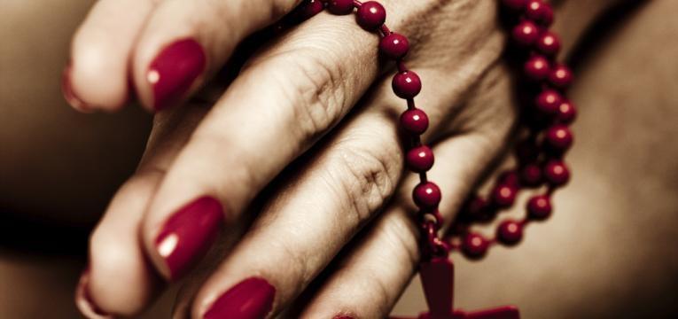 Oración del Rosario de los siete dolores