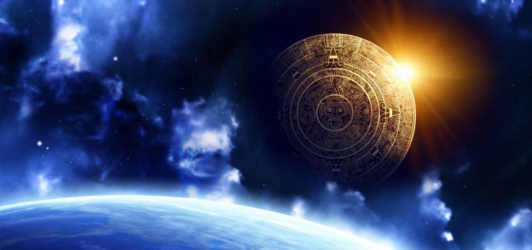 Las 13 lunas del zodíaco maya