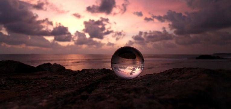 Sensibilidad para la lectura de la bola de cristal