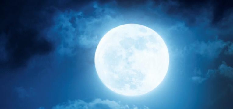 Significado de la luna azul