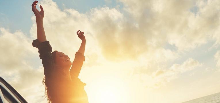 atraer energías positivas
