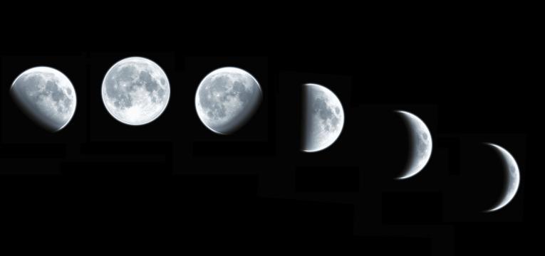 luna en la casa 12