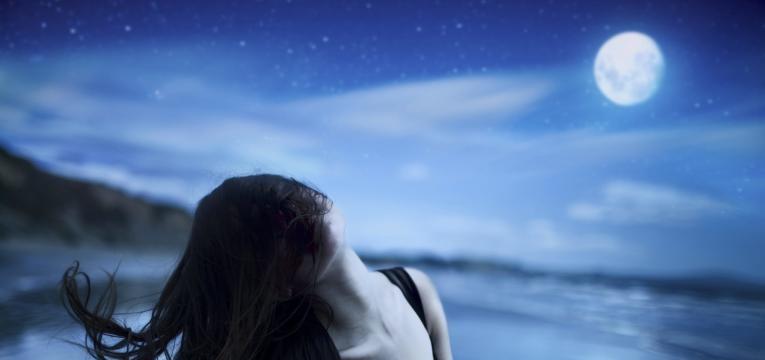 Corte de pelo en luna llena 2018