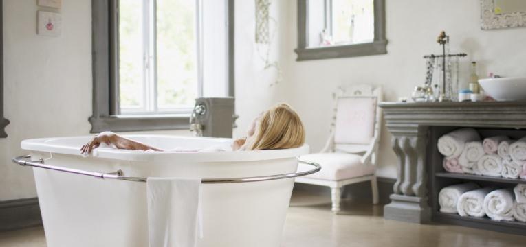 Baño de romero para el amor
