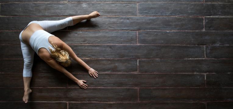 Yoga para relajarse: Shava-Asana