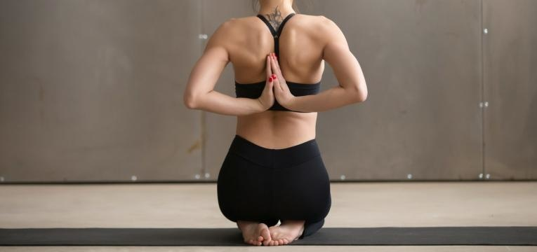 yoga para recuperar la salud
