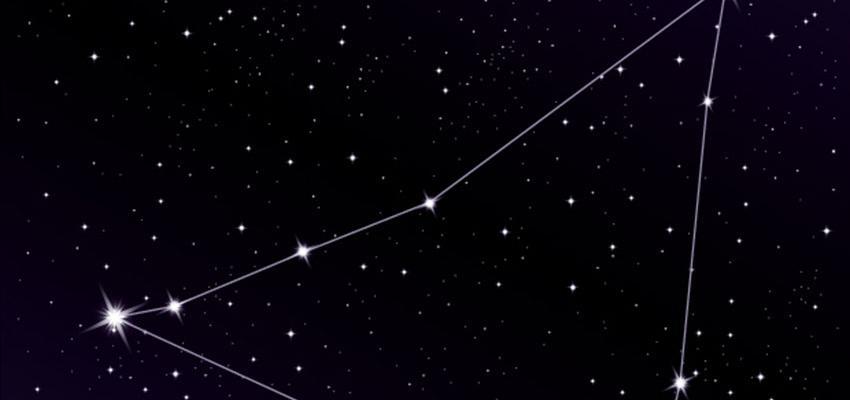 Constelaciones de los signos: Capricornio