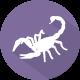 Horóscopo abril 2019 para Escorpión