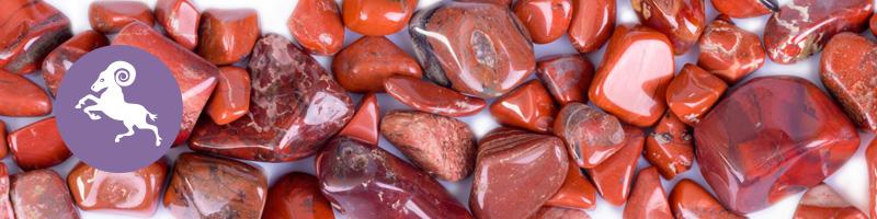 Piedras de protección para los signos: Aries