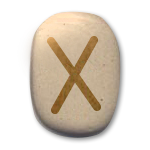 runes celtiques gebo