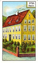 Cartas del tarot gitano: La casa