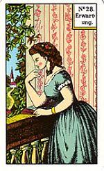 Cartas del tarot gitano: La esperanza
