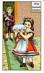 Cartas del tarot gitano: Un regalo