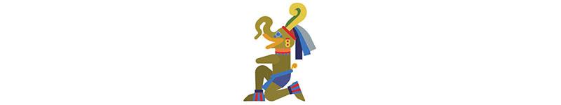 Zodíaco Azteca - Caña