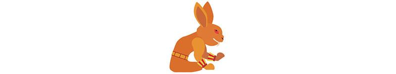 Zodíaco Azteca - Conejo